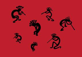 Kokopelli Illustrations