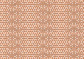 Cubical Pattern Background vector