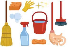 Vecteurs de nettoyage gratuits