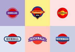 Free Vector Kickball Pack
