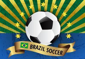 Vecteur gratuit du festival du sport du Brésil