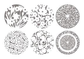 Laser Cut Decorative Vectors