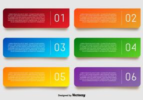 Minimalistic Business Banners Vector Template