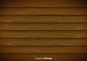 Modern Wooden Planks Vector Background