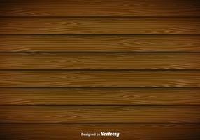 Moderne hölzerne Planken Vektor Hintergrund