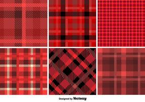 Scottish Vector Patterns
