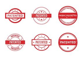 Free Patent Vector Icon
