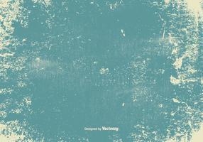 Blauwe Vector Grunge Achtergrond