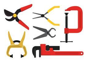 Vector Schraubenschlüssel Icons