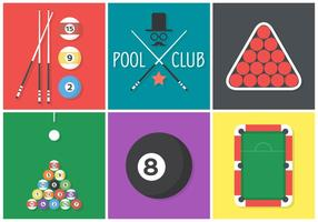 Flat Billiard Vectors