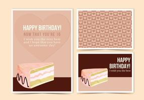 "Gratis ""Sweet 16"" Vector Card"