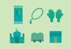 Gratis Makkah Vector Icon # 2