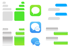 Free IMessage Vector