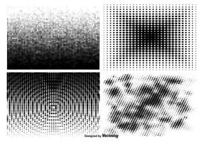 Halftone Pattern Set