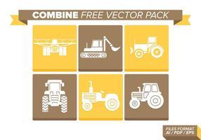 Combine el paquete libre del vector