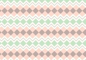 Abstract Pastel Pattern vector