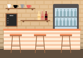 Gratis Bar Vector