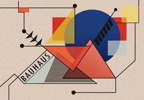 Vecteur Bauhaus