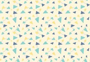 Free Green Pattern #3 vector