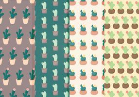 Vector Planter Pattern Set