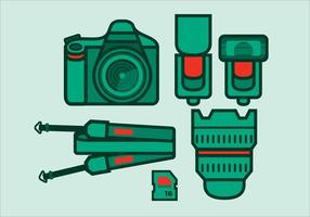 Câmera vetorial