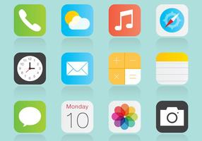 IOS Icon Vectors