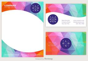 Corporate Identity Vector Set