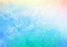 Grunge azul textura vector libre
