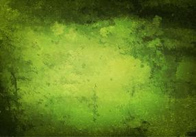 Textura vetorial livre do grunge verde