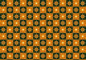 Gratis Batik Patroon Vector # 4