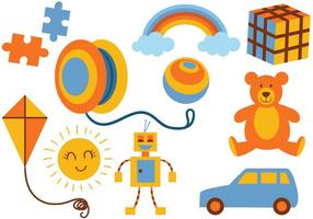Free Childhood Vectors