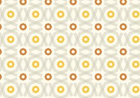 Diamond Shapes Tile Pattern