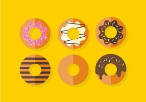 Donut Vecteur