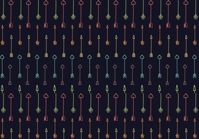 Free Arrow Pattern Vector