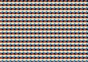 Fundo do padrão Cube