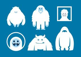 Versiones de Yeti Vector