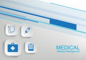 Vector de antecedentes médicos