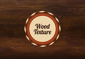 Textura de madeira de vetor livre