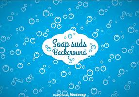 Soap Suds Background vector