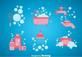 Conjuntos de vectores de baño