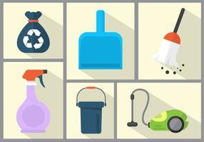Limpeza de objetos vetoriais