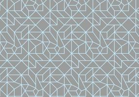 Outline Linear Pattern vector