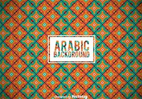 Arabic Ornament Background