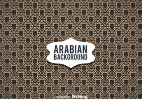 Arabian Ornament Background