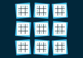 Libre de Sudoku Vector