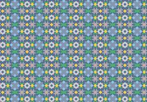 Abstract Tiling Pattern