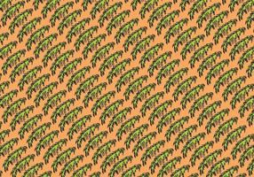 Free Palm Leaf Isolated Vector Background