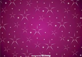 Star Purple Background vector