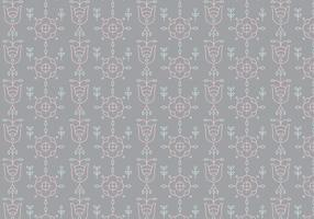 Decorative Outline Pattern