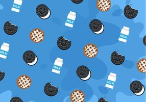 Oreo Patroon Vector